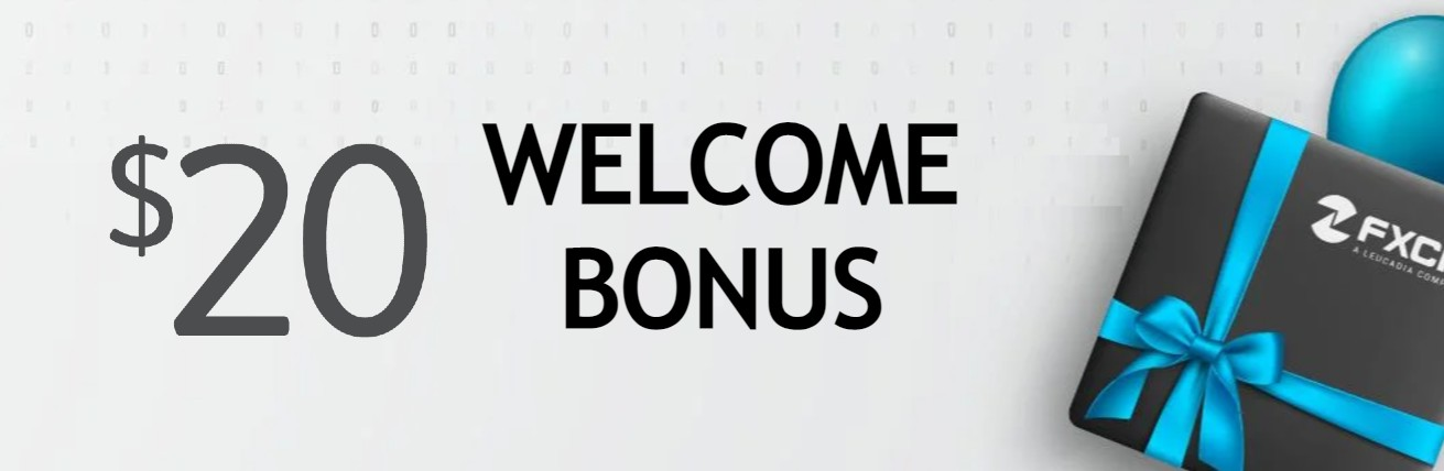 FXCM  Welcome Bonus In South Africa